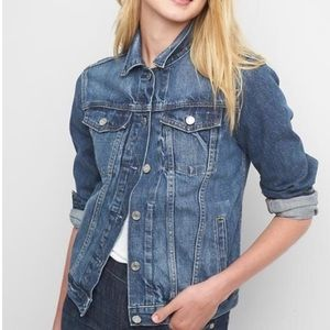 Gap 1969 oversized denim jacket size XL